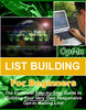 Thumbnail List Building For Beginners