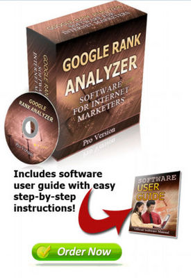 Pay for google analyser