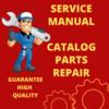 Thumbnail MF 1007 Tractor Master Illustrated Parts Manual Catalog.