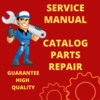 Thumbnail BOBCAT T3571 T 3571 L Parts Manual
