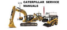 Thumbnail CAT TH63 TELEHANDLER 5WM caterpillar SERVICE MANUAL