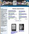 Thumbnail EReaders Website