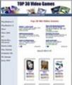 Thumbnail Games Website