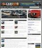 Thumbnail Cars Plr Niche Blog (Wp 3.x.x)