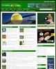 Thumbnail Tennis Plr Niche Blog (Wp 3.x.x)