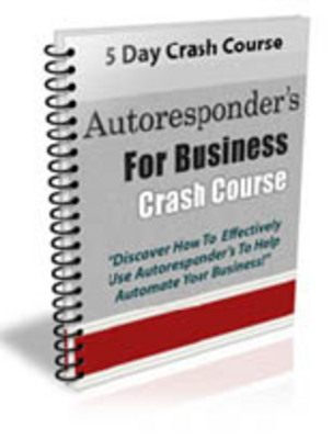 Pay for Autoresponders For Business Crash Course