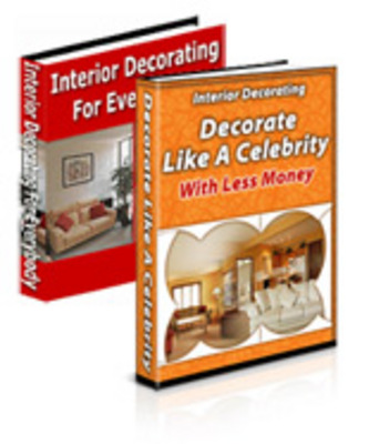 Pay for Interior Decorating Package