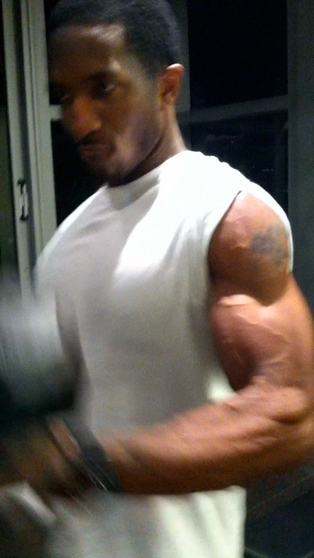 Pay for Workout Move For Arms. Alt. Bicep Curl Drop Sets