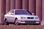 Thumbnail Acure 3.2 TL 2.5 TL Servire Repair Manual 1995 - 1998