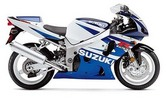 Thumbnail Suzuki GSXR 600  Service Repair Manual 1997 - 2003