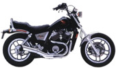 Thumbnail Honda VT500C (en-de-fr) Service Repair Manual 1983-1987