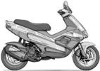 Thumbnail  Gilera Runner FX-FXR 125cc -180cc Service Repair Manual