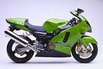 Thumbnail Kawasaki Ninja ZX12R 2000 - 2003 Service Repair Manual