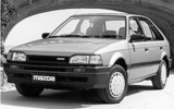 Thumbnail Mazda 323 Factory Service Repair Manual 1988 Onwards