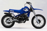 Thumbnail Yamaha PW80 Service Manual 2002-2003