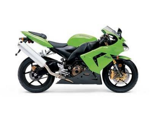 Free Kawasaki  ZX10R  Ninja  2004  Service Repair Manual Download thumbnail