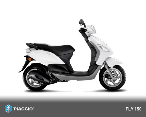 Piaggio Fly 150 Usa Service Repair Manual