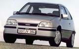 Thumbnail 1980-1995 Opel Vauxhall Astra & Belmont Workshop Service Repair Manual