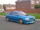 Thumbnail 1993 Subaru Impreza Workshop Service Repair Manual