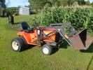 Thumbnail Kubota G3200 G4200 G4200H G5200H G6200H Lawn Garden Tractor Operator Manual