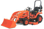 Thumbnail Kubota Bx1850 Bx2350 Tractor La203 La243 Loader Rck Mower Workshop Service Repair Manual