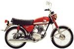 Thumbnail 1971 Honda Cb100 Cl100 Sl100 Cb125s Cd125s Sl125 Workshop Service Repair Manual