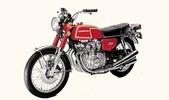 Thumbnail 1972 Honda Cb350f Cb400f Workshop Service Repair Manual