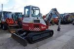 Thumbnail Takeuchi Tb80fr Compact Excavator Workshop Service Repair Manual