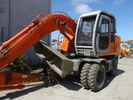 Thumbnail Hitachi EX125WD-5 Excavator Wheel Loader Workshop Technical Troubleshooting Service Manual