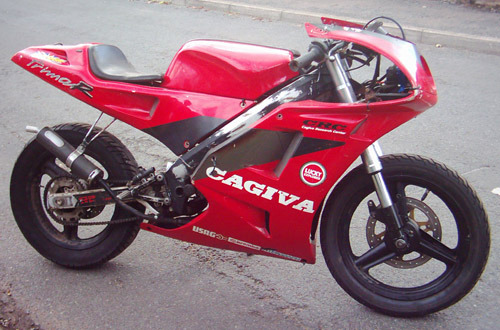 Free Cagiva prima 50 75 1992 Service Repair Manual Download Download thumbnail