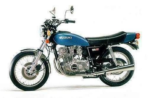 suzuki gs 400 e en black gs 425 1977 1979 service manual
