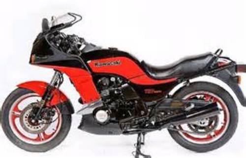 Pay For 1984 Kawasaki Gpz 750 Turbo Workshop Service Repair Manual