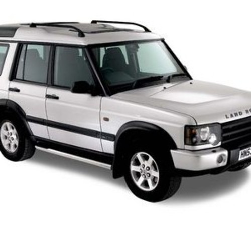 1999-2003 Land Rover Discovery Series II Workshop Service