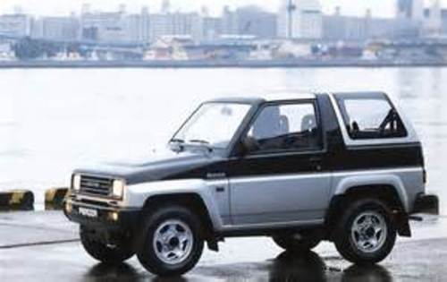 Pay for 1987-1992 Daihatsu F300 (feroza, Rocky) Workshop Service Repair Manual