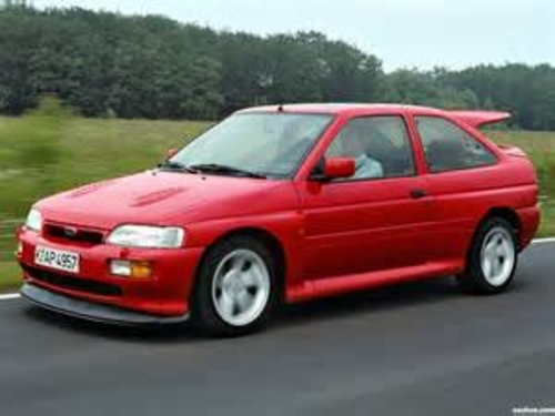 Pay for Ford Escort Rs Cosworth 1992-1996 Workshop Service Repair Manual