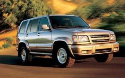 Pay for 1999-2002 Isuzu Trooper, Rodeo, Amigo, Vehicross, Axiom Workshop Service Repair Manual