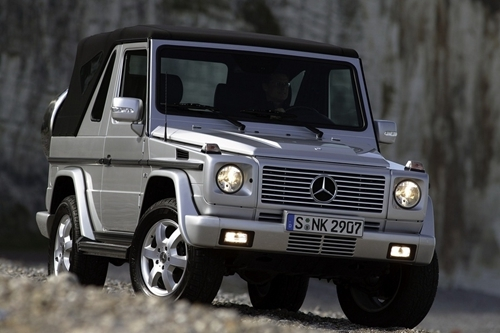 mercedes benz g wagen 463 workshop service repair manual