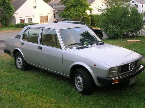 Pay for 1973-1987 Alfa Romeo Alfetta Workshop Service Repair Manual
