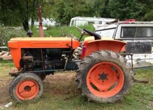 Kubota L210 Tractor Service Repair Workshop Manual Manual Guide