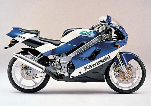 Pay for 1997 Kawasaki Zxr250 Workshop Service Repair Manual