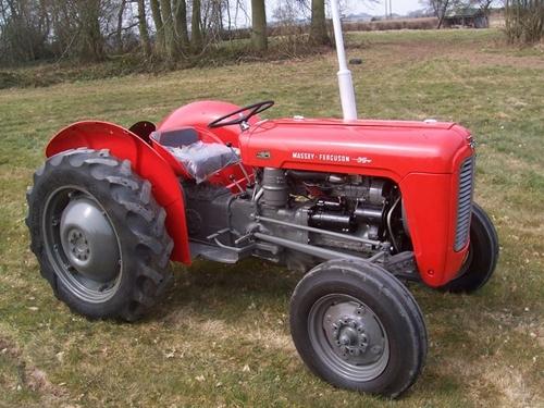 Massey 35 Perkins Diesel 1961 : Massey ferguson mf tractor workshop service repair
