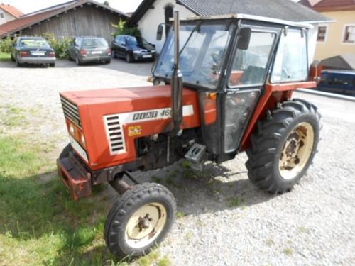 fiat tractor 466 566 666 766 45 66 55 66 60 66 65 66 70 66 rh tradebit com Oliver Tractors Fiat Hesston Tractors 4WD