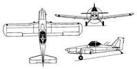 Thumbnail Piper PA-36 Pawnee Brave service manual 285 300 375