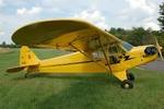 Thumbnail Piper cub J3C -65 owners manual operation