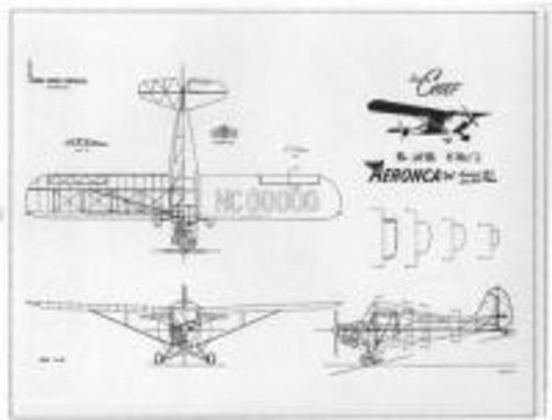 Pay for Pilots operating handbook Aeronca 11AC Chief