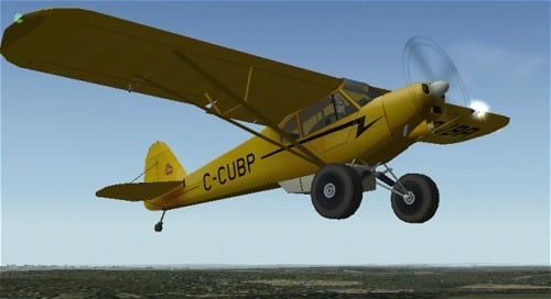 Pay for Piper Super Cub owners manual POH PA18 PA-18