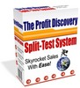 Thumbnail *NEW!* The Profit Discovery Split Test System -PRIVATE LABEL