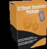 Thumbnail EZ Ebook Template Package8