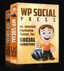 Thumbnail WP Social Press WP Theme reseller