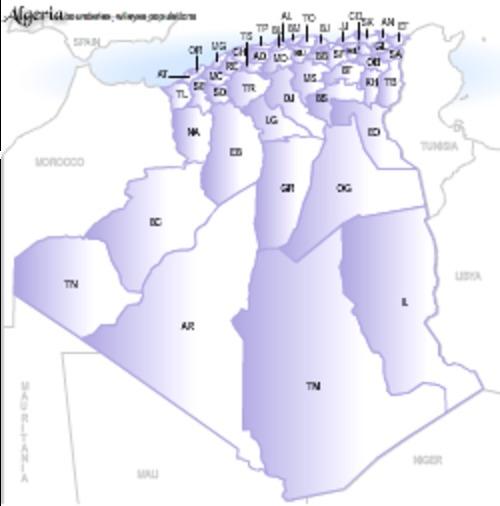 Pay for Algeria